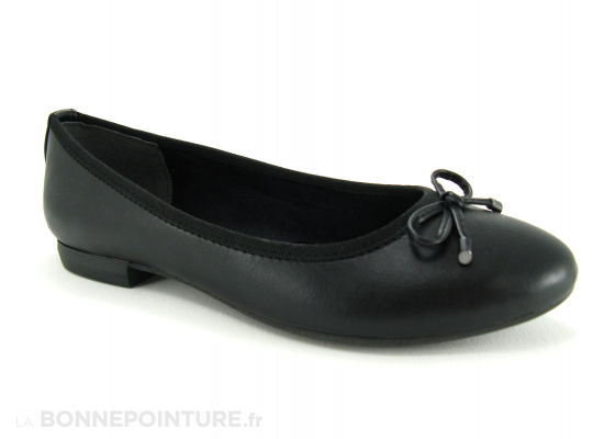 Marco Tozzi 22137-36 Black antic Ballerine 5