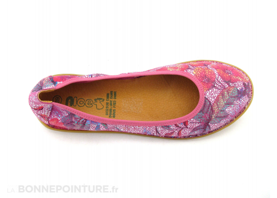 ALCE SHOES  ballerine Rose 7459 6
