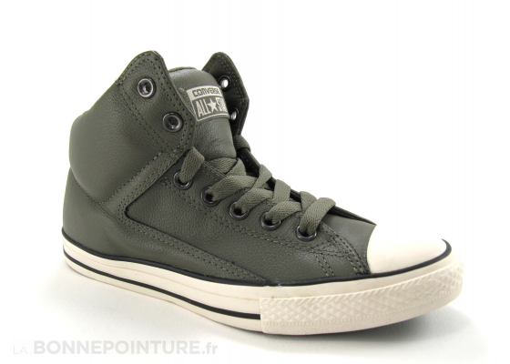 Converse CT High Street charcoal 650069C 5