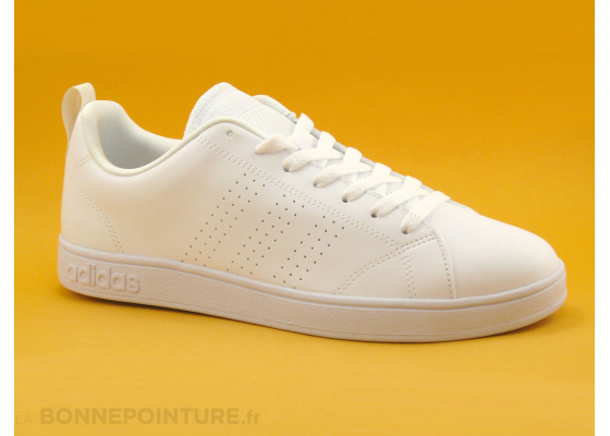Adidas Neo Advantage Clean VS Blanc B74685 5