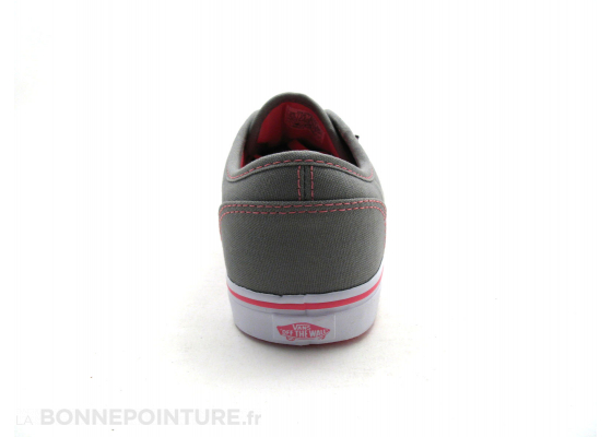 VANS fille Atwood Low Gris Rose VN 0 SEGATP 4