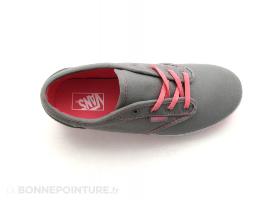 VANS fille Atwood Low Gris Rose VN 0 SEGATP 6