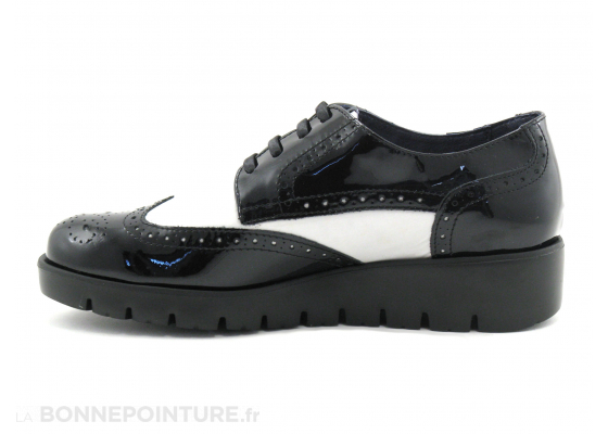 Chaussures Callaghan noires Fashion femme
