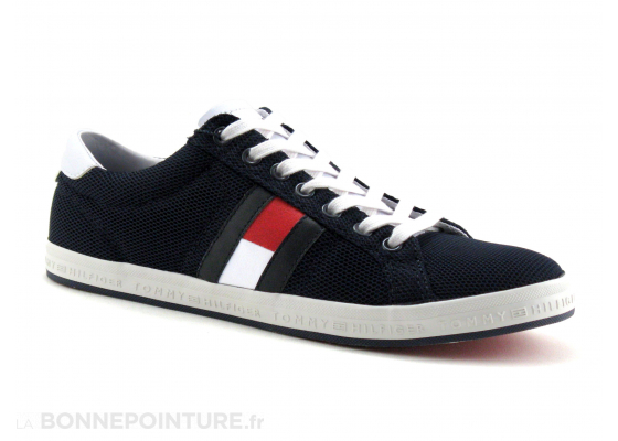 Achat chaussures Tommy Hilfiger Homme Chaussure en Toile