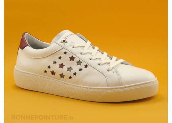 Tommy Hilfiger FW0FW01704 S1285UZIE 2A1 100 White - Sneakers 1