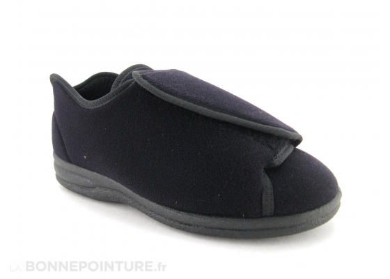 PodoWell Granit Noir Large velcro Chausson 5