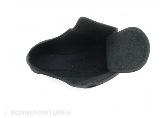 PodoWell Granit Noir Large velcro Chausson 6