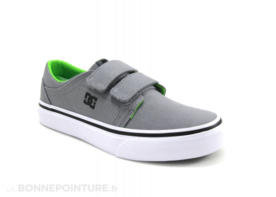 DC Shoes Trase V ADBS300130 Grey Black Green 1