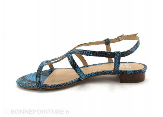 We Do sandale python turquoise CO9404D 3