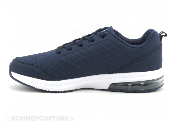 Airness BAYU 072 Navy - Sneakers Homme bleu marine 3