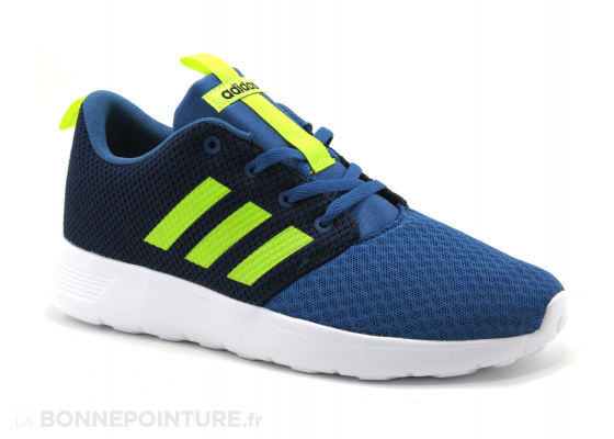 Adidas Neo SWIFTY Bleu core - Basket 1