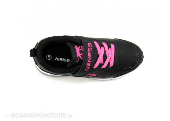 Airness FORZA - Black Fuchsia  017 - Basket fille 6