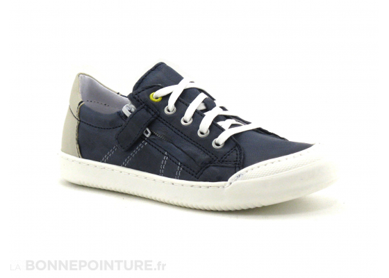 Bellamy CAMBIA 613002 Marine Blanc - Sneakers 1