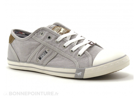 Achat chaussures Mustang Shoes Homme Chaussure en Toile