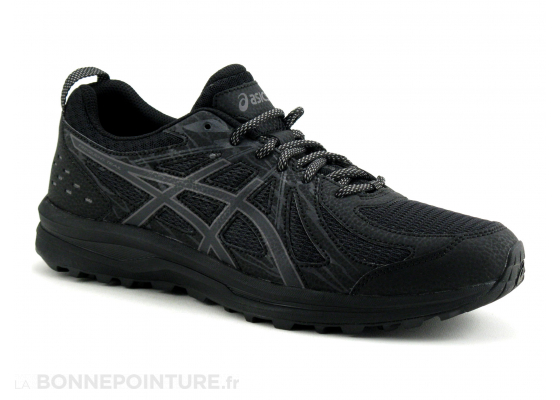 Asics FREQUENT TRAIL 1011A034 - Black Carbon - Basket trail Homme 1