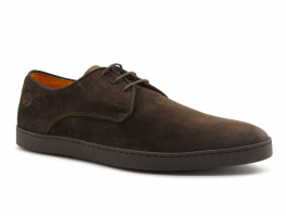 Black Riders 19110 Marron - Chaussure derby Homme