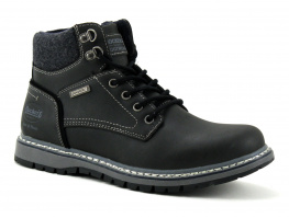 Dockers 47BY801 Noir - Chaussure montante Homme