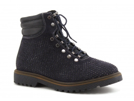 Melany Rose WH-164H08 Marine - Perles - Boots