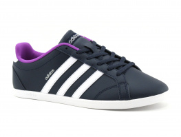 Adidas VS CONEO QT BB9648 Bleu navy collegial - Basket