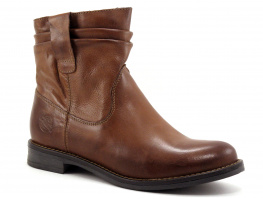 Com Un Point Adchire Marron Boots WH-059H01