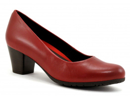 Pepe Menargues 6700 Rouge - Escarpin