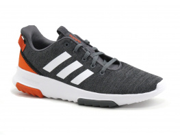 Adidas CF RACER TR B75663 - Gris - Orange - Basket