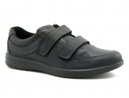 Grisport Light Step 41016nGV30 noir velcro basket