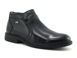 3 Points de Suspension - DIPLOMAT - Boots Homme cuir noir