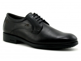 Fluchos Light 9272 - Noir - Derby chic Homme