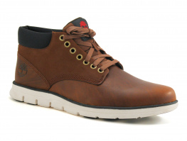Timberland A13EE Chukka leather brown - Boots homme
