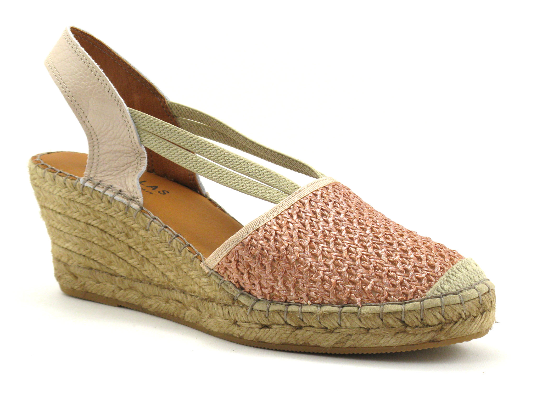 Acebos - 9611 rose nude - Le chauss pied